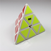 Oostifun Moyu Pyraminx Speed Puzzle Cube smooth turning Cube Toy
