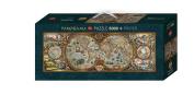Heye Panorama Hemisphere Map Puzzles