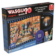 Wasgij Imagine If The Conservatives Win The General Election Jigsaw Puzzle