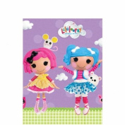 Amscan Table Cover Paper Lalaloopsy Party Accessory
