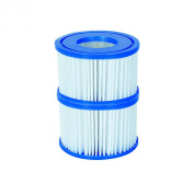 Filter Cartridge VI for Lay-Z-Spa Miami, Vegas, Monaco 2x Twin Pack