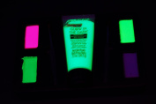 Blacklight and Glow Face and Body Paints Kit