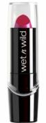 Wet n Wild Silk Finish Lipstick 527B Fuchsia w Blue Pearl