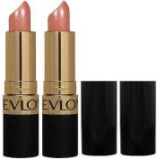 REVLON Super Lustrous Lipstick PEARL # 651 PORCELAIN PINK