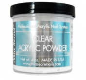Mia Secret Professional Acrylic Nail System Clear Acrylic Powder 120ml