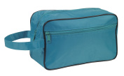 Toiletry Cosmetics Travel Bag, Teal by BAGS FOR LESSTM