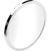 Better Living Products Twist N Lock Plus Anti-Fog Shower Mirror