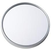 Danielle Extreme Suction Mini Mirror, Silver