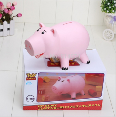 Toy Story Hamm Coin Piggy  Bank