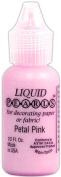 Ranger LPL-02024 Liquid Pearls Glue Paint, Petal Pink, 15ml