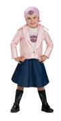 Lil' Biker Babe Costume - Infant