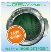 Green Wash Ball Laundry Ball, Wash without Detergent