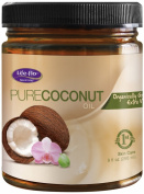 Life-Flo Organic Pure Coconut Oil, 270ml