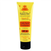 THE Naked BEE - 70ml Vitamin C Facial Moisturiser SPF 30 -Orange Blossom - 2 Pack