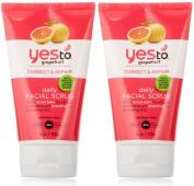 Yes to Grapefruit Daily Facial Scrub, 120ml
