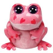 Smitten Frog Beanie - Reptiles & Amphibians Stuffed Animal by Ty (36101) by Ty
