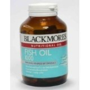 Blackmores Fish Oil 1000 Product of Thailand