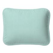 Solid Seafoam Aqua Decorative Pillow