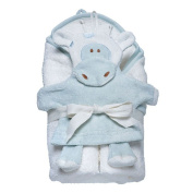 Under The Nile Hooded Towel & Wash Mitt Set