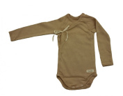 Organic Cotton Colours Baby Long Sleeved Body