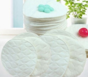 Soft Feeding Washable Reusable Breast Nursing Maternity Pad Absorbent Breastfeeding-10pcs.