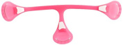 Snappi Cloth Nappy Fastener, Dayglo Pink, Size 1