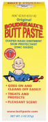 Boudreaux Butt Paste Original Nappy Rash Ointment - 60ml
