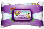 Earth's Best Sensitive Baby Wipes Pack 64ct