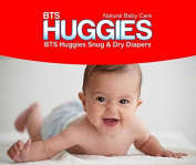 BTS Huggies Natural Baby Wipes