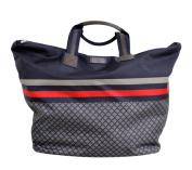 Gucci Xl Multi Colour Nylon Unisex Diamante Tote Travel Bag 268106 8611