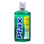 Plax Plaque Loosening Rinse, Soft Mint 24 fl oz
