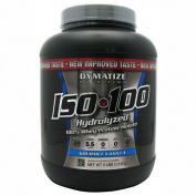 Dymatize Iso100 Hydrolyzed 100% Whey Protein Isolate Gourmet