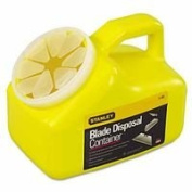 Blade Disposal Container, Sold As 1 Each