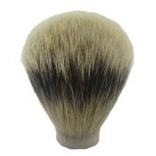 28mm Knot Diameter Silvertip badger hair Shaving Brush Knot