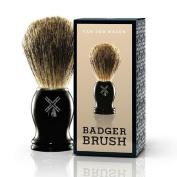 Van Der Hagen Pure Badger Shave Brush 1 ea