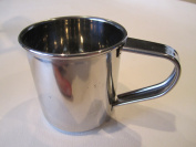 Pegasus Small Stainless Steel Shaving Mug