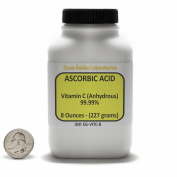 Ascorbic Acid [C6H8O6] 99.9% ACS Grade Powder 240ml in a Wide-Mouth Bottle USA