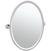 Gatco 4419F Cafe Framed Oval Mirror