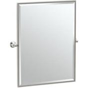 Gatco 4599FS Laurel Ave Framed Large Rectangle Mirror