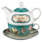 Trust in the Lord Collection Tea-for-One Set - Proverbs 3:5