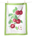 KAF Home Fete Apple Flour Sack Kitchen Towel