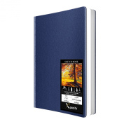 iScholar Xquisite Hardbound Sketch Book, 23cm x 15cm , 112 sheets, Cover Colour May Vary