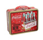 Coca-cola Tin Lunch Box (Red)