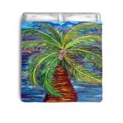 Funcky Palm Tree Comforter