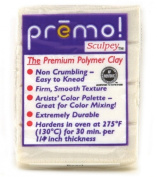 Premo Sculpey Accents Polymer Clay 60ml-Pearl