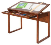 Studio Designs Ponderosa Table - Ponderosa Table, Glass Top