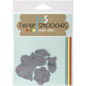 Paper Smooches Cat Icons Die