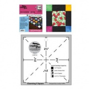 Creative Grids Charming 13cm Square Template