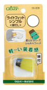 Clover light fit thimble edge with L