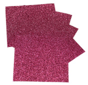 Expressions Vinyl - Blush - 23cm x 30cm 5-pack Siser Glitter Iron-on Heat Transfer Vinyl Sheets